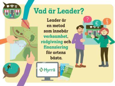 Vädjan om höjd Leader-finansiering för lokal utveckling