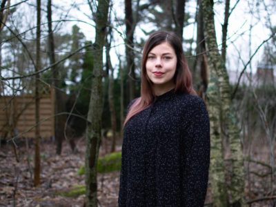 Nina Maunuaho aloitti Haloo maaseutu! -hankkeen viestintäassistenttina