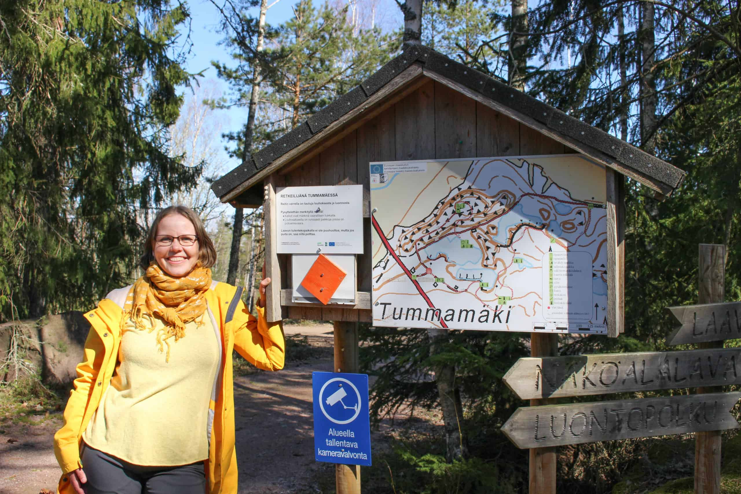 Tuuli Jansson Leader Ravakalta.