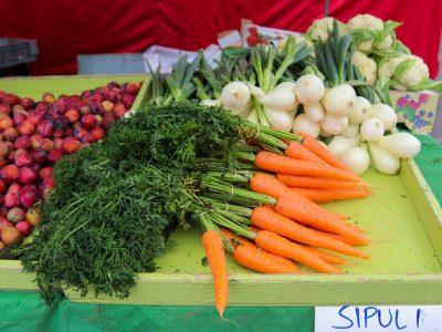 Paikallista tuottajaa halutaan tukea – lähiruoka kiinnostaa aiempaa enemmän