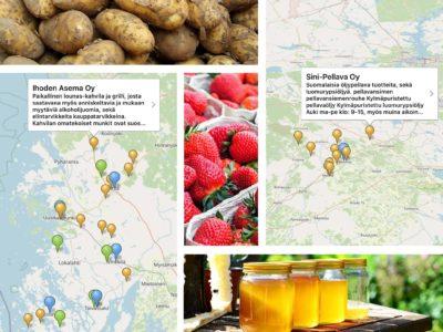 Makureitit houkuttelevat tutustumaan paikallisiin ruokiin ja ruokapaikkoihin