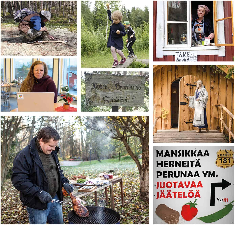 Webinaari luontomatkailun mahdollisuuksista tulossa – Pääpuhujana Michael Björklund!