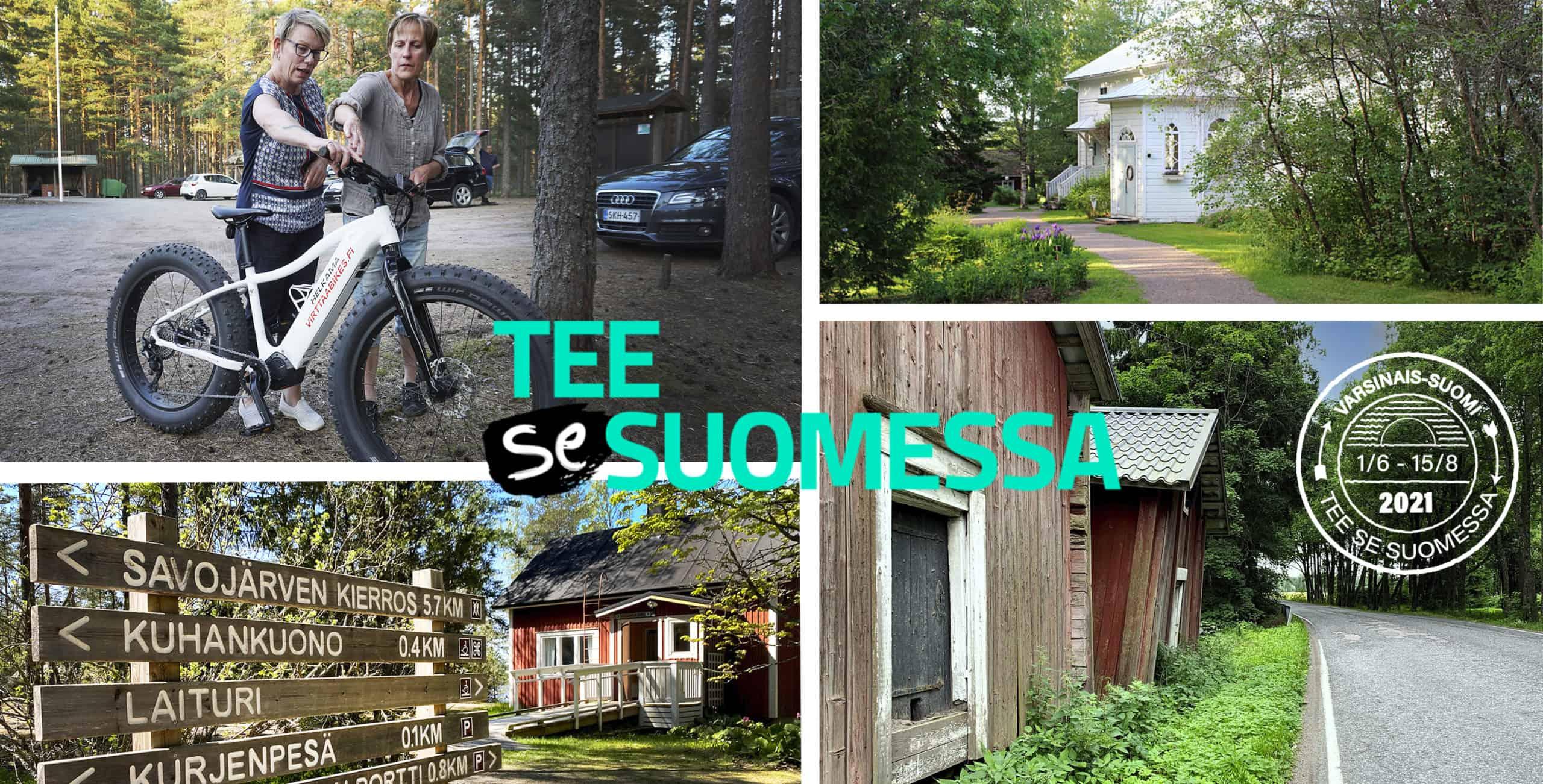 Tee se Suomessa -sivustolla mukana myös Jokivarsikumppaneiden tukemia kohteita!