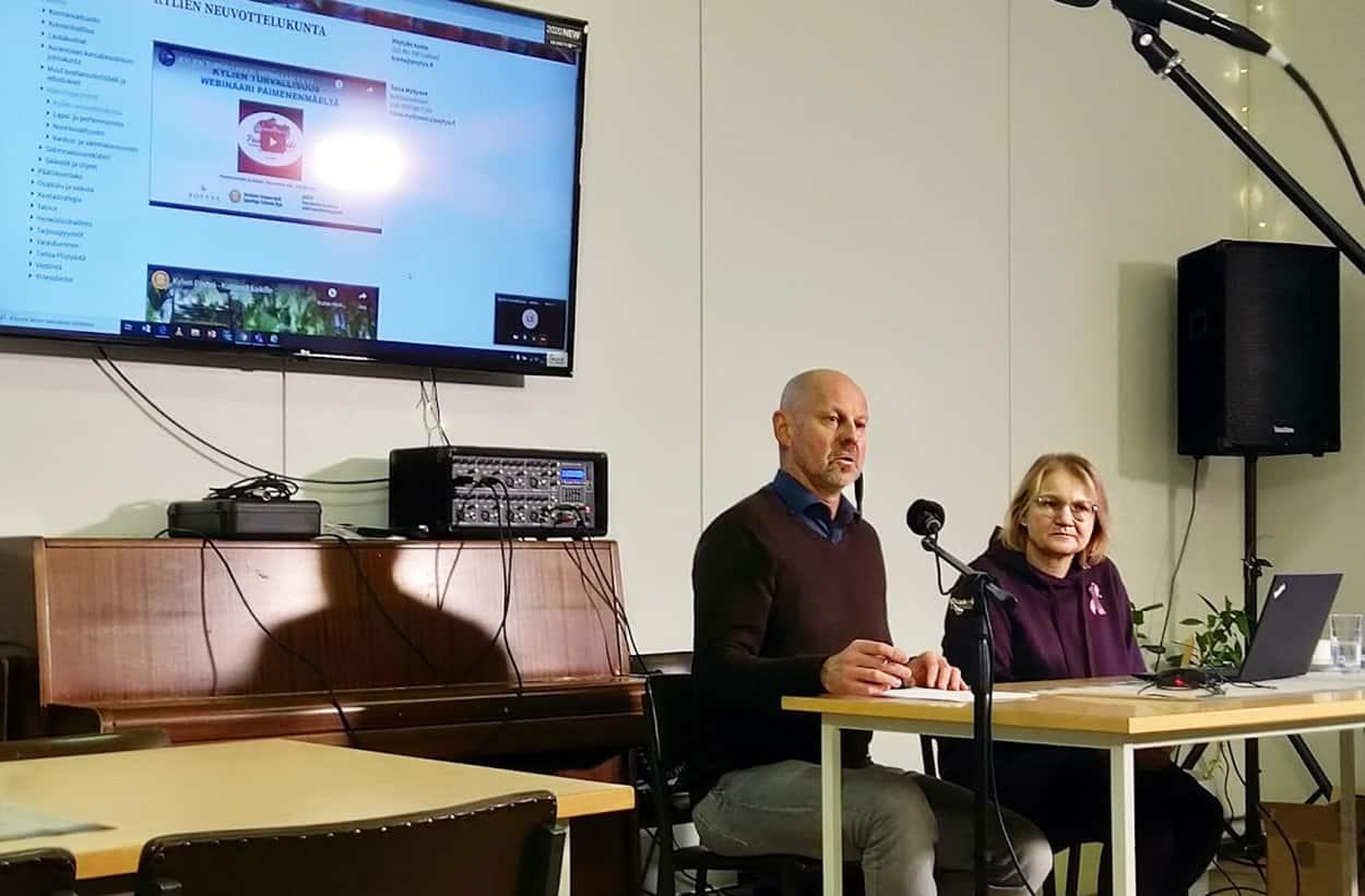 Varsinais-Suomen kyläasiamies Tauno Linkoranta: Kansalaistoiminta luo turvallisuutta