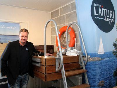 Suomen Laiturikauppa investoi suomalaiseen laatuun ja osaamiseen