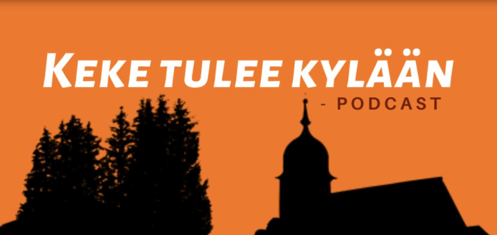 Varsinais-Suomen Kylät aloitti oman podcastin!