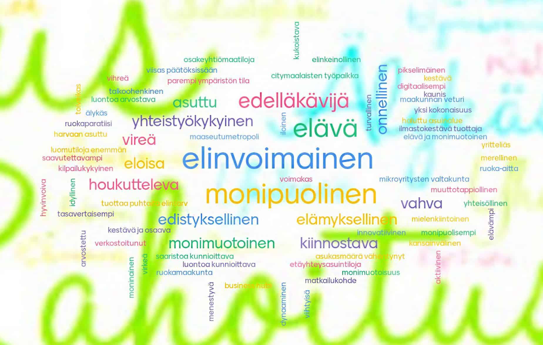 Varsinais-Suomen Älykkäät maaseudut -webinaarin osallistujat haluavat maakunnan verkkoyhteydet kuntoon