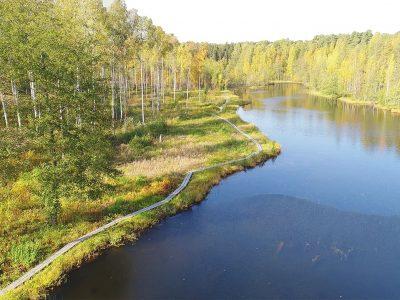 Varsinais-Suomeen suunnitteilla kaikkien kuntien yhteinen virkistysalueyhdistys